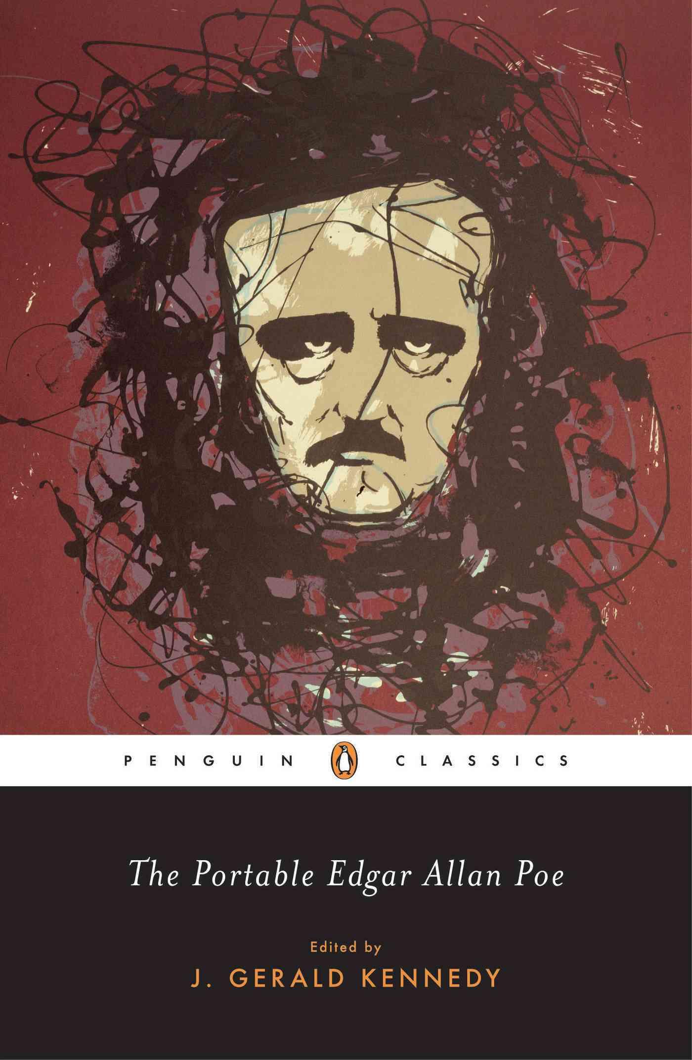 The Portable Edgar Allan Poe By Poe, Edgar Allan/ Kennedy, J. Gerald (EDT)